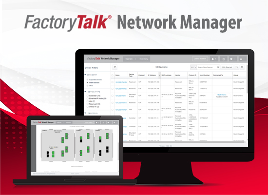 FactoryTalk Network Manager