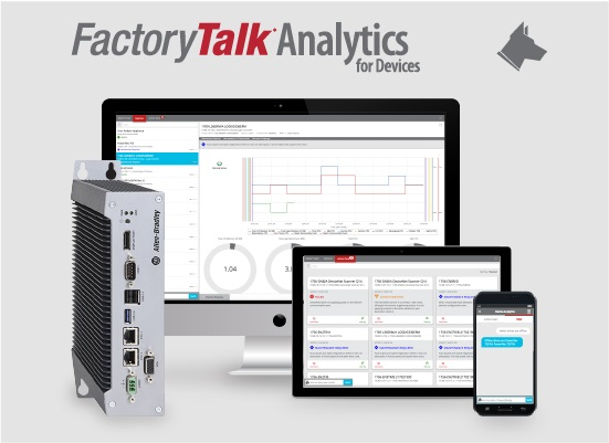 FactoryTalk Analytics for Devices