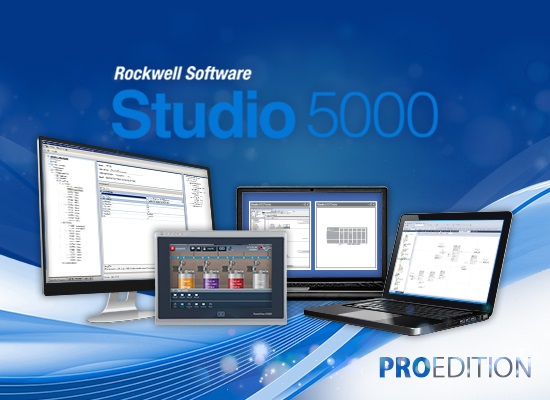 Studio 5000 Automation Engineering & Design Environment