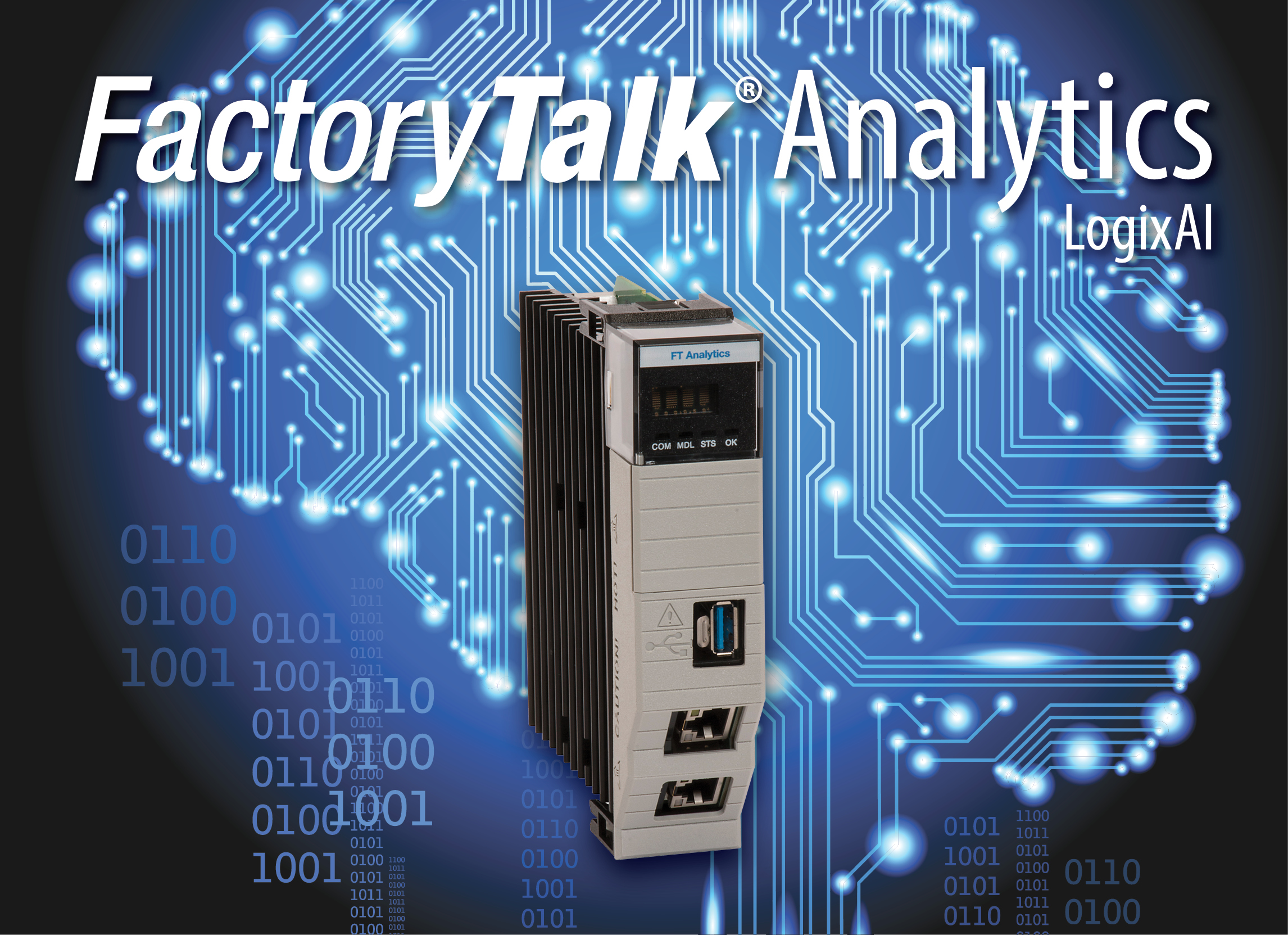 FactoryTalk® Analytics™ LogixAI®