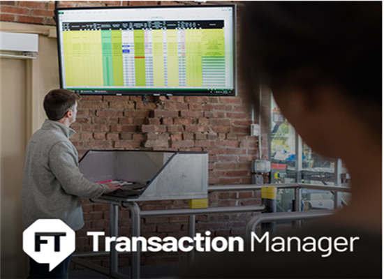 FactoryTalk Transaction Manager
